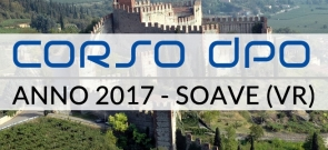 ULTIMO CORSO DPO 2017 ECCO LE DATE