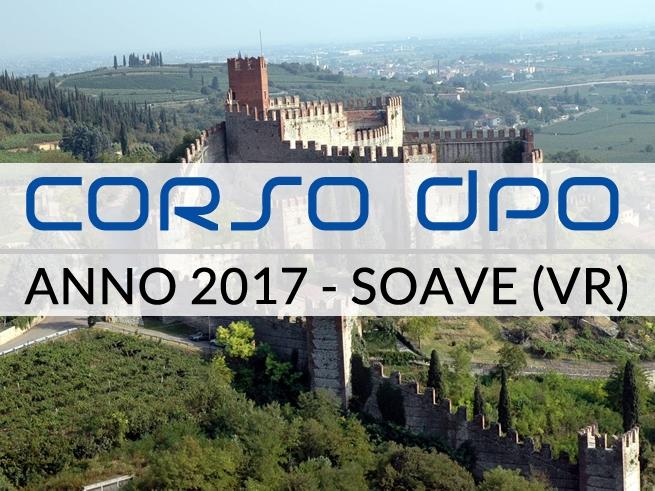 CORSO DPO 2017 ECCO LE DATE