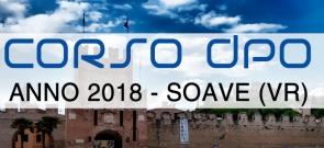 NUOVO CALENDARIO 2018 CORSI ED EVENTI PRIVACY NORD ITALIA 2018 SOAVE - VERONA
